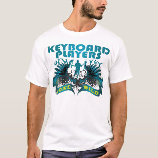 Keyboard Players Gone Wild T-Shirt
