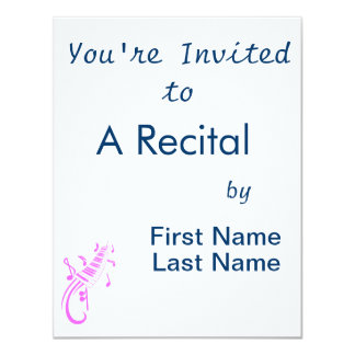 keyboard scroll and notes pink.png 11 cm x 14 cm invitation card