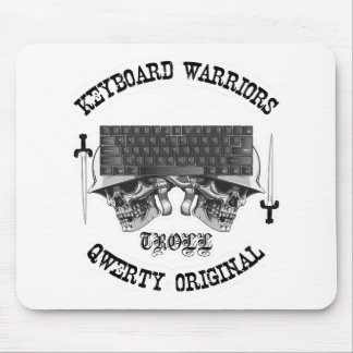 Keyboard Warriors – TROLL Mouse Mat
