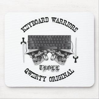 Keyboard Warriors – TROLL Mouse Pad