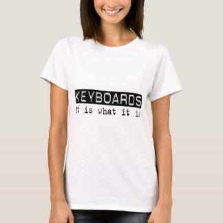 Keyboards It Is T-Shirt
