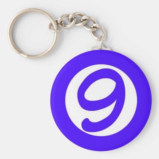 ⑨ keychain