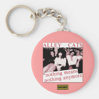 Keychain Alleycats Nothing(Red) Dangerhouse