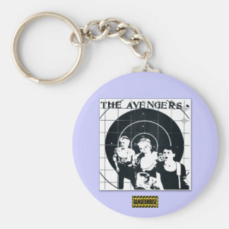 Keychain Avengers We Are The One Dangerhouse