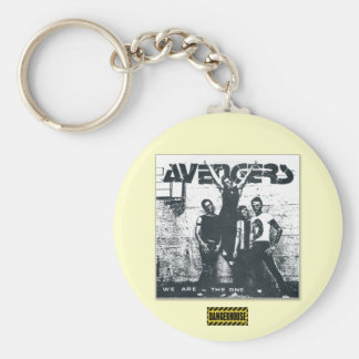 Keychain Avengers We Are The One(X) Dangerhouse