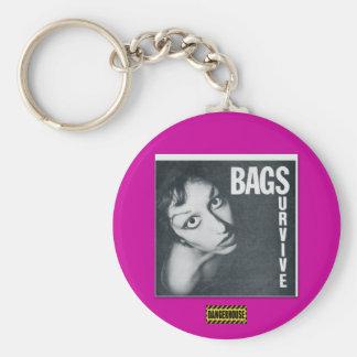 Keychain Bags Survive Dangerhouse