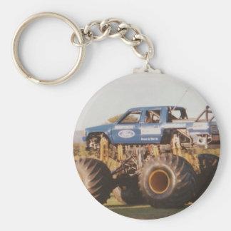 Keychain Big Foot Truck