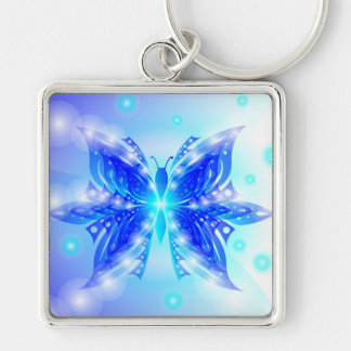 Keychain Butterfly Abstract