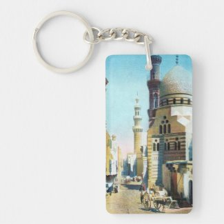 Keychain - Cairo, Egypt