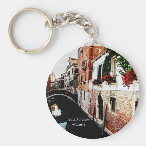 Keychain - Canal House CLR texture