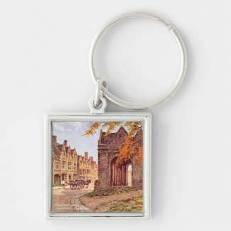 Keychain - Chipping Campden, Gloucestershire