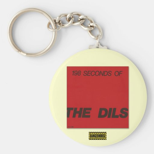 Keychain Dils 198 Seconds  Dangerhouse
