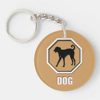 Keychain Dog Pic