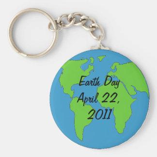 Keychain - Earth Day 2011