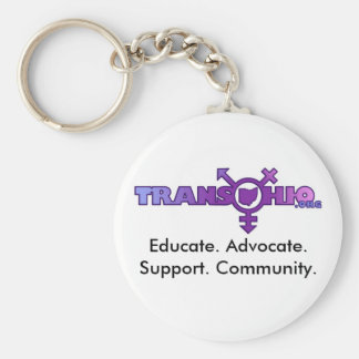 Keychain Educate. Advocate. Support. Community.