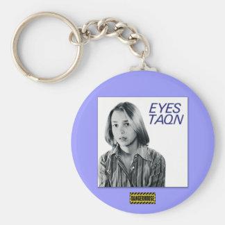 Keychain Eyes TAQN  Dangerhouse