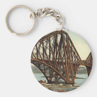 Keychain - Forth Bridge