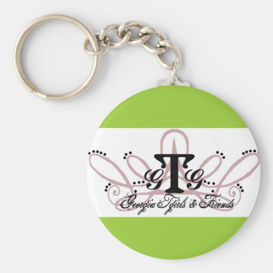 Keychain -Ga Tgirls Design