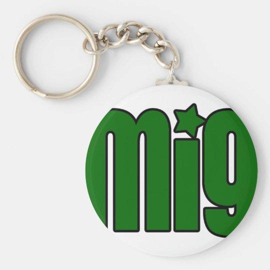 Keychain - Green