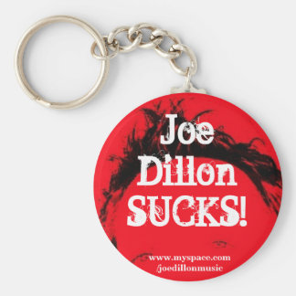Keychain Joe Dillon SUCKS!