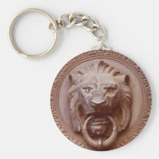 Keychain - Lion's Head