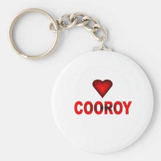 Keychain - Love Cooroy