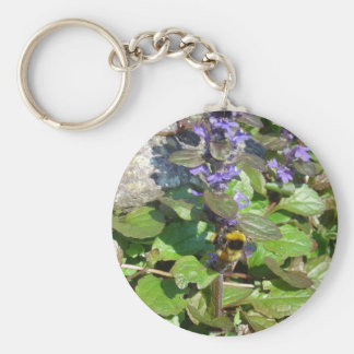 Keychain or Keyring - Busy Bee