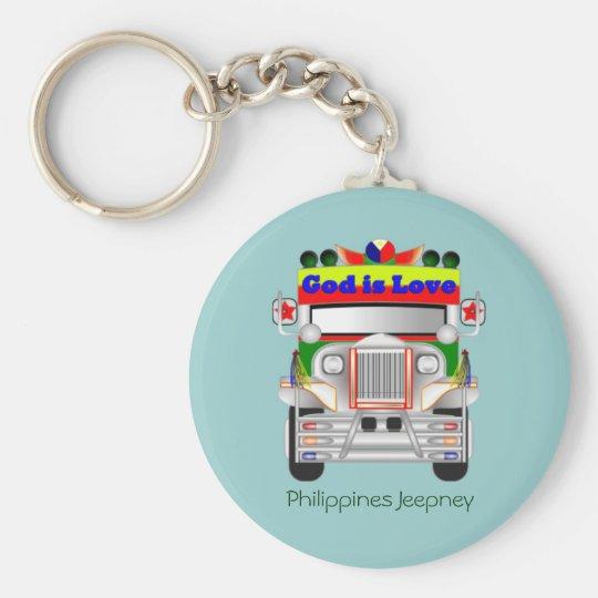 Keychain - Philippines Jeepney