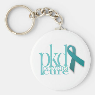 Keychain PKD Pray For A Cure