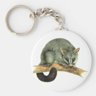 Keychain - possum