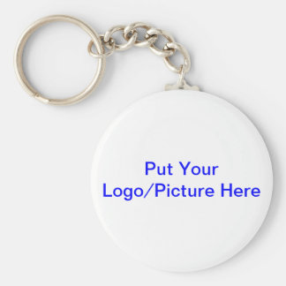Keychain - Put Your Logo/Picture Here