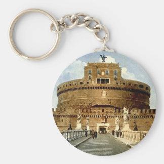 Keychain - Rome, Castel Sant'Angelo