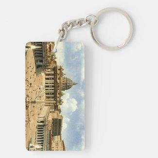Keychain - Rome, the Vatican