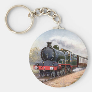 Keychain - Sheffield and Manchester Express