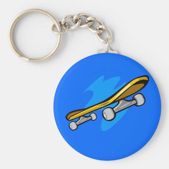 Keychain - Skateboard