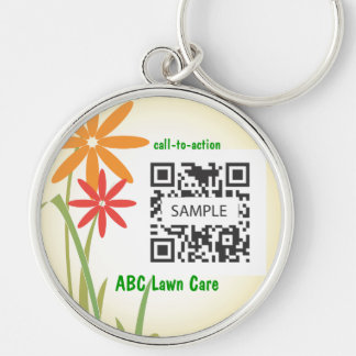 Keychain Template Lawn Care