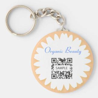 Keychain Template Organic Beauty