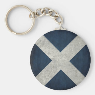 Keychain with Dirty Flag from Scotland