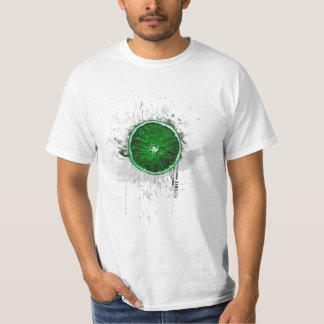 KEYCHEE A lime in silk Tee Shirt