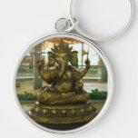 Keyring-Ganesha Key Chain
