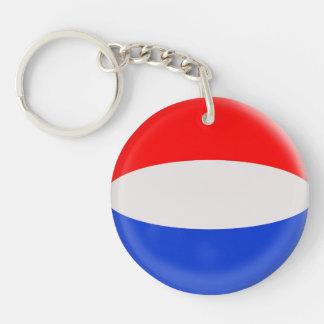 Keyring Holland Dutch flag
