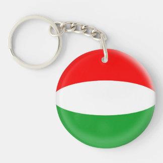 Keyring Hungary Hungarian flag