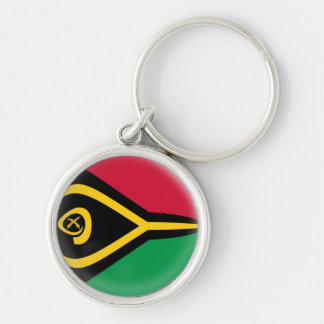Keyring Vanuatu flag