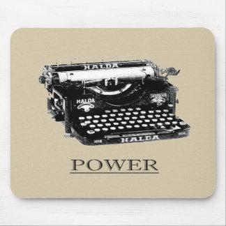 Keys of Power Mousepad