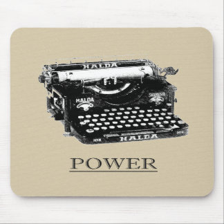 Keys of Power Mousepad