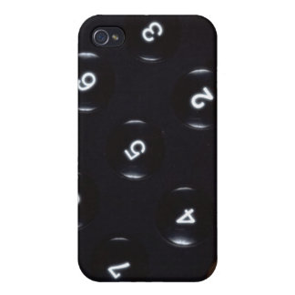 Keys on a calculator iPhone 4/4S case
