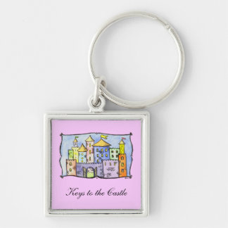 Keys to the Castle Key Chains