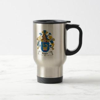 Keyser Family Crest Mugs