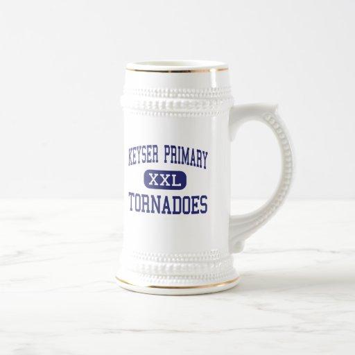 Keyser Primary tornadoes Middle Keyser Coffee Mugs