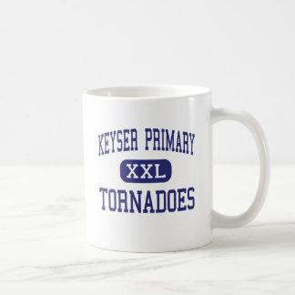 Keyser Primary tornadoes Middle Keyser Basic White Mug
